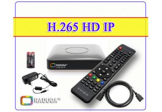 H.265 HD IP*