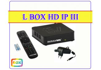 L BOX HD IP III*