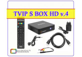 TVIP S BOX HD*