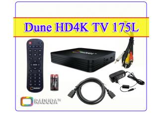 Dune HD4K TV 175L WL*